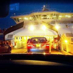 Ferry entrance